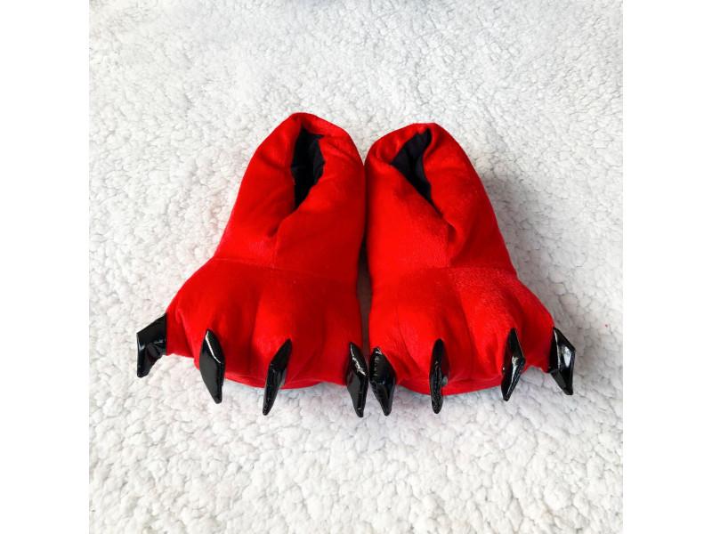 Красные тапочки