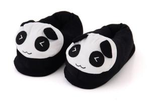 Тапочки панда
